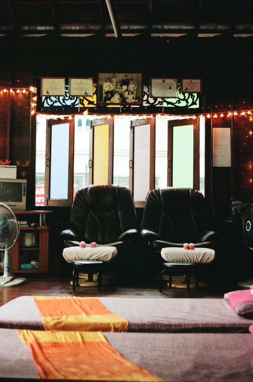 Massage place in Pattaya
