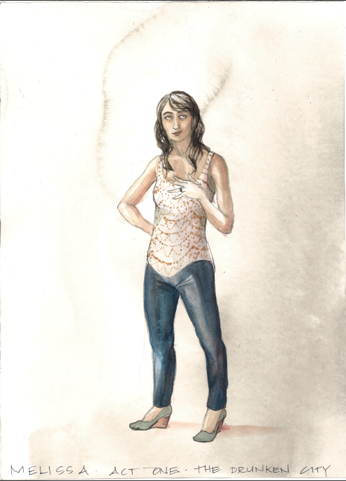 Melissa: Act One
