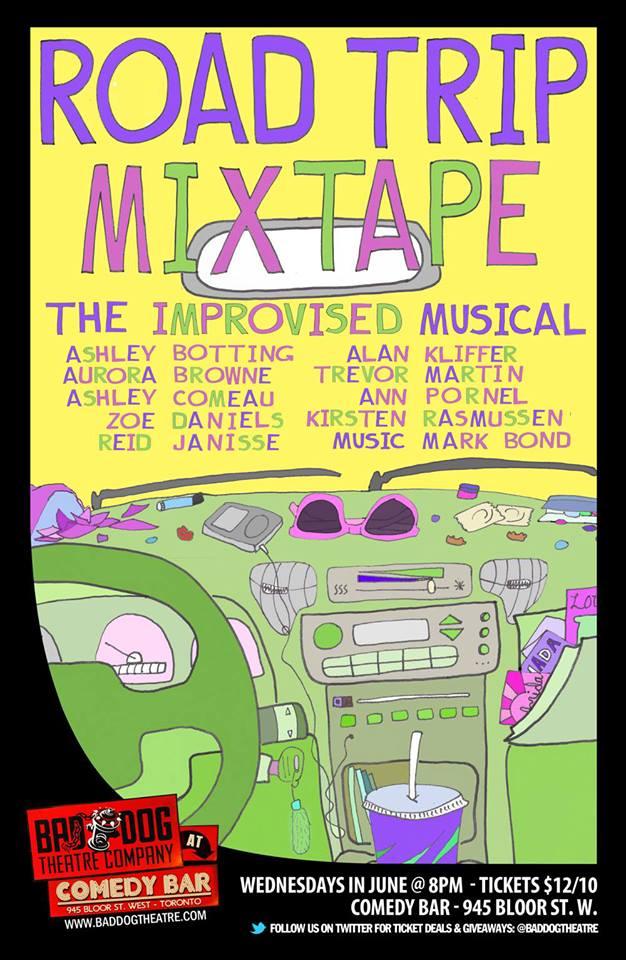 Road Trip Mixtape!
