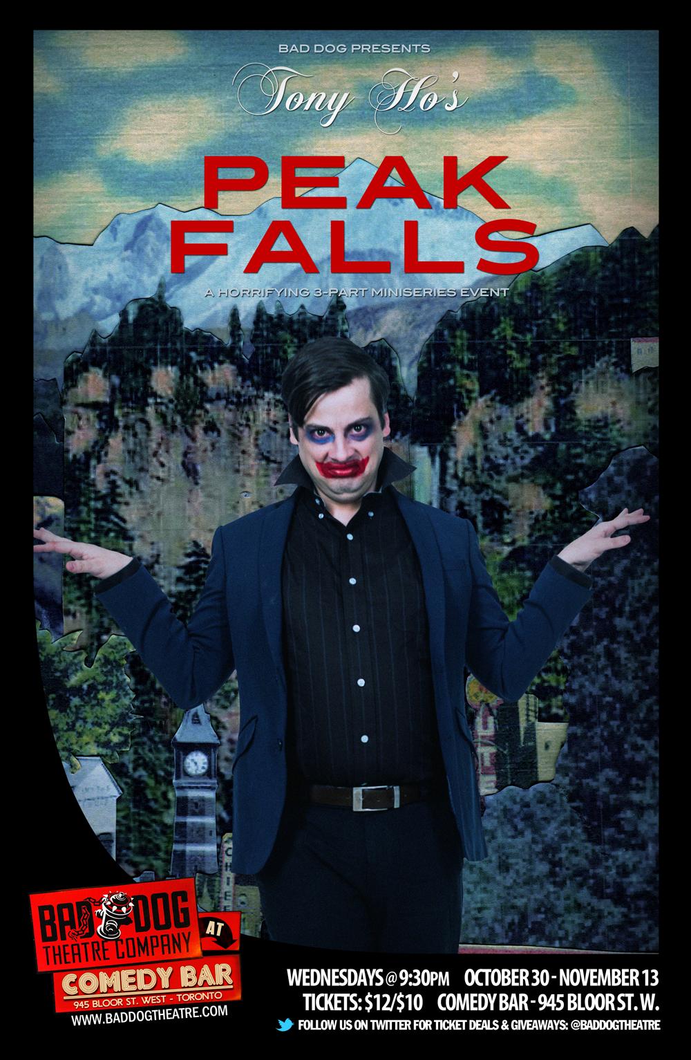 Peak Falls