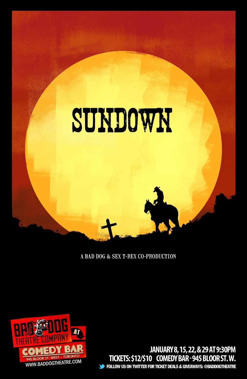 See Sundown Wednesdays in January