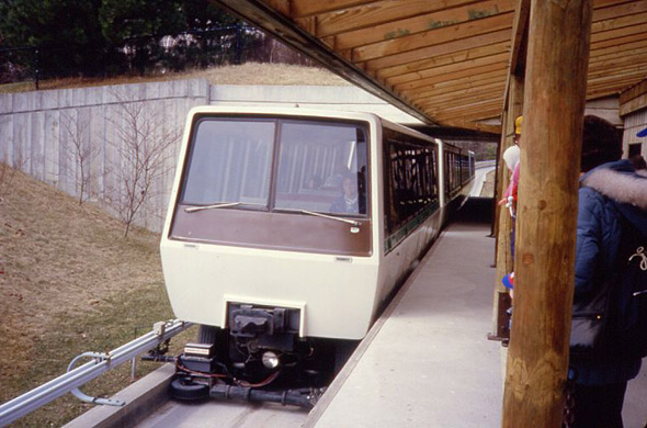 The old monorail - image lovingly borrowed from blogTO.
