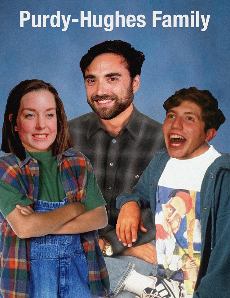Purdy-Hughes Family