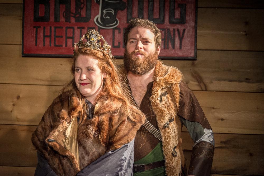 2017 FINALISTS Odin's Song featuring Liz Johnston & Connor Bradbury