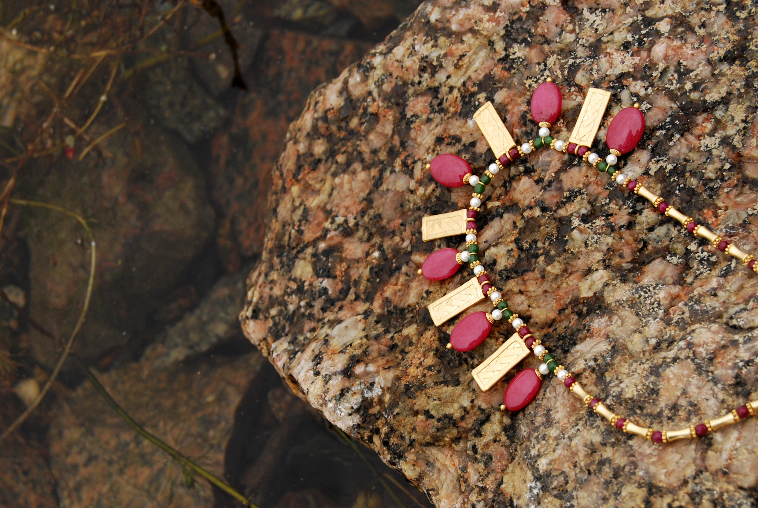 kisa kollections necklace