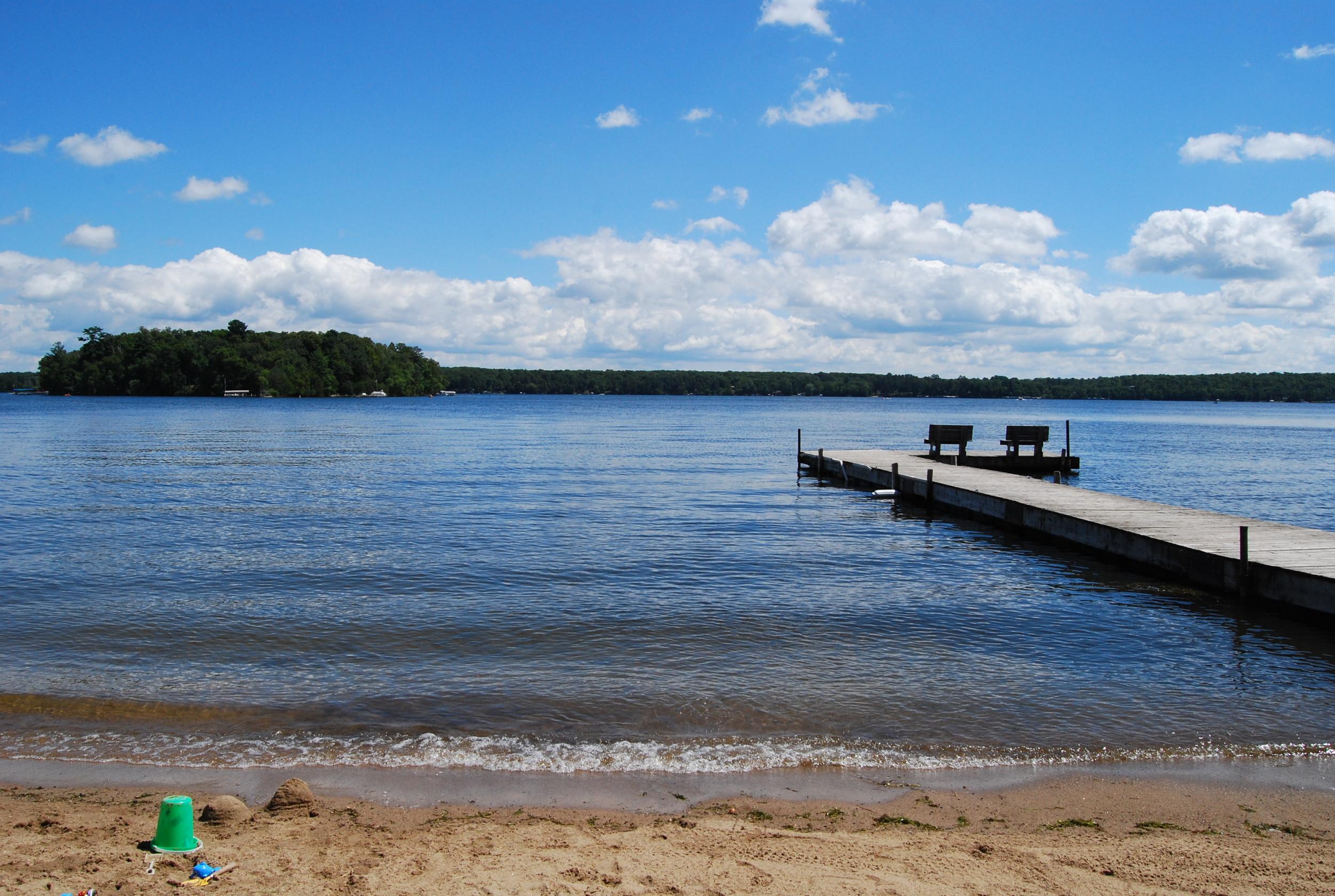 Madden's Resort on Gull Lake