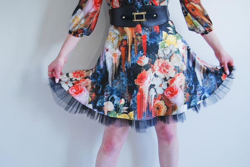 Miss Masterpiece dress // $124