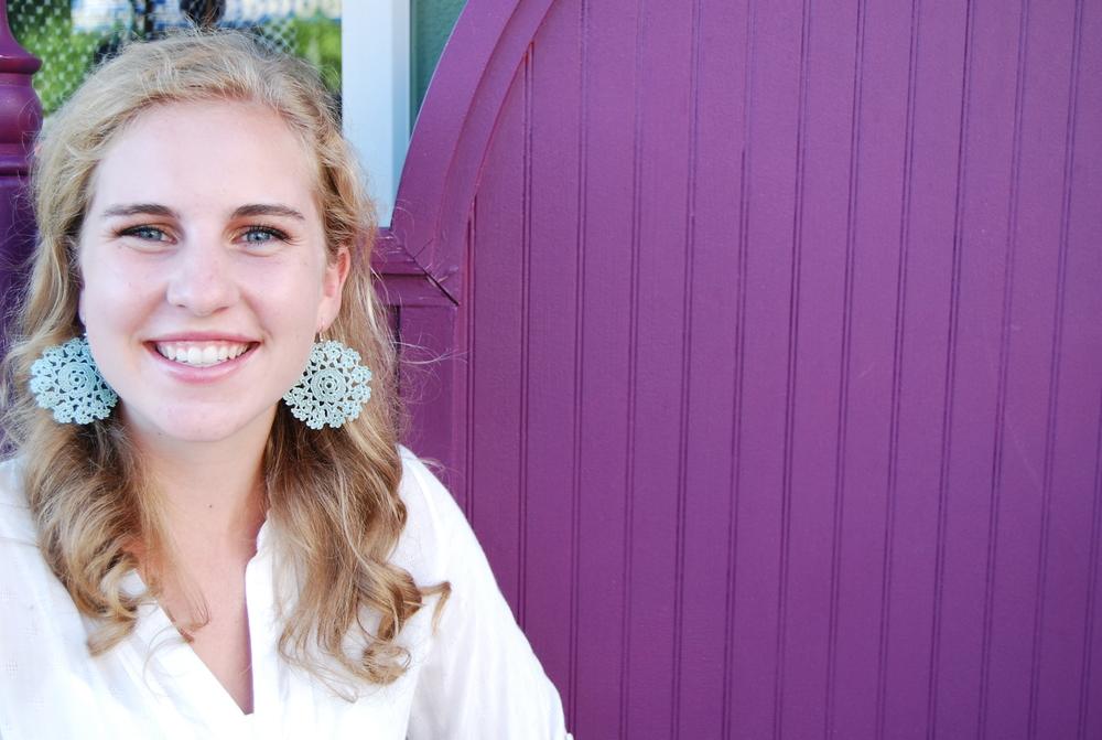 Kisa Signature OYA earrings