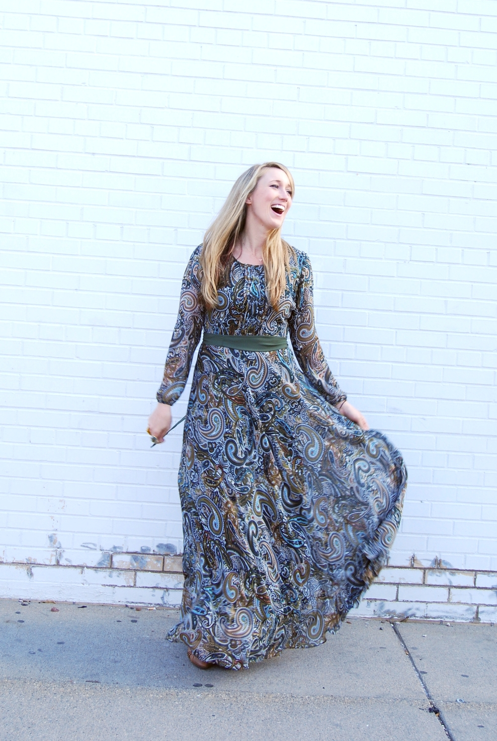 kisa boutique kisa creative highlight jeannine marie photography maxi dress paisley