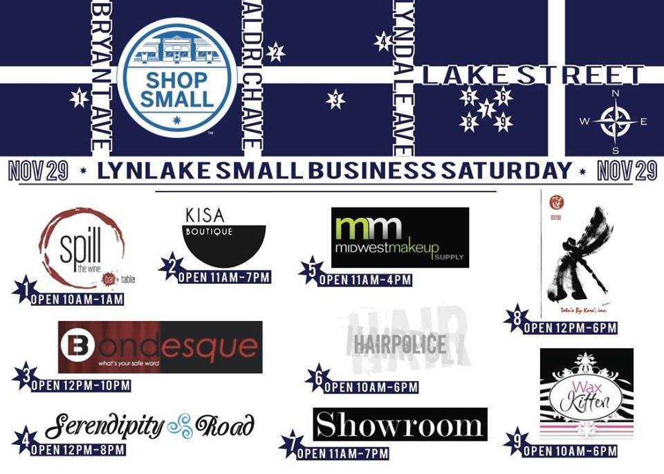 shop small shop local minnepolis lyn lake uptown boutique