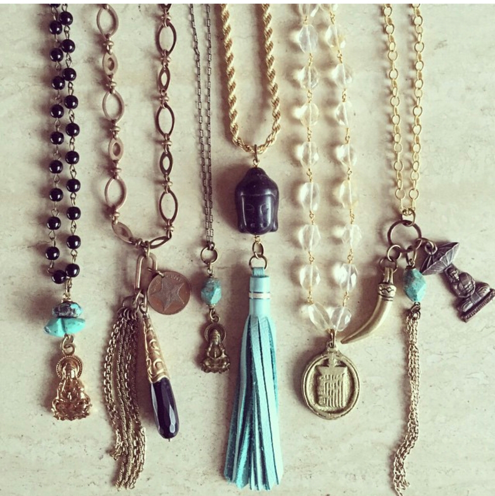 kisa boutique litany jewelry designs ss2015 collection turquoise