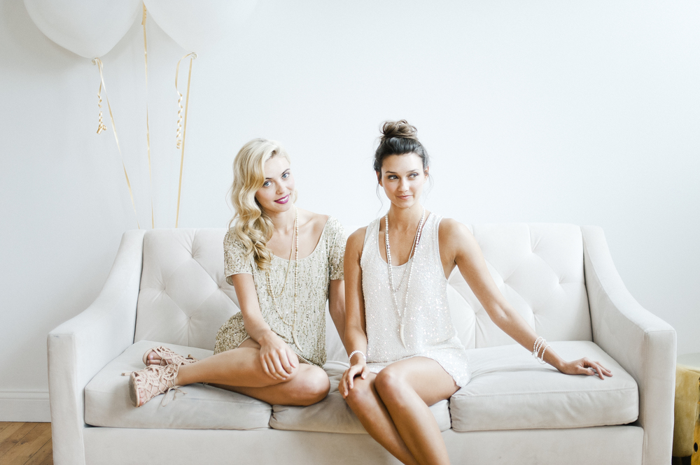 Kisa Boutique tess and tricia jewelry trunk show holiday gift guide