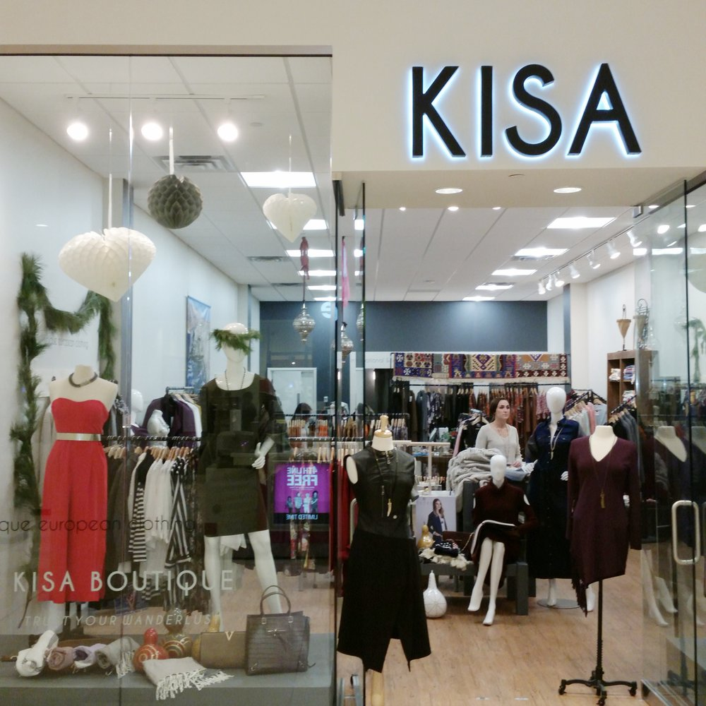 KISA boutique ridgedale rbc plaza skyways minneapolis shopping twin cities