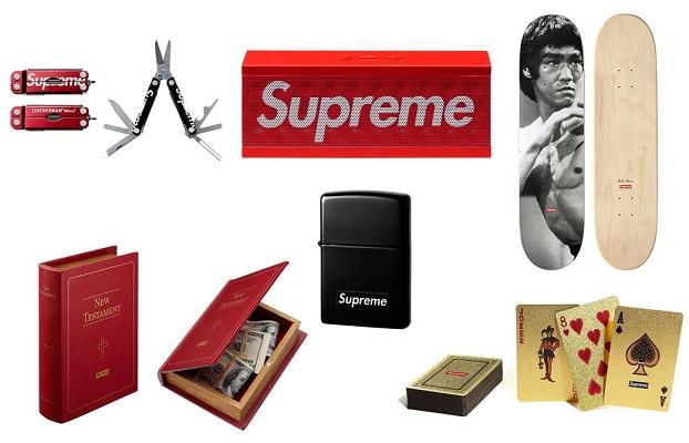 Supreme 2013 Fall/Winter Accessories Collection