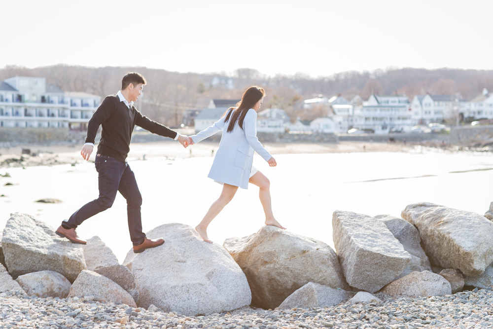 Boston Engagement Wedding Photography