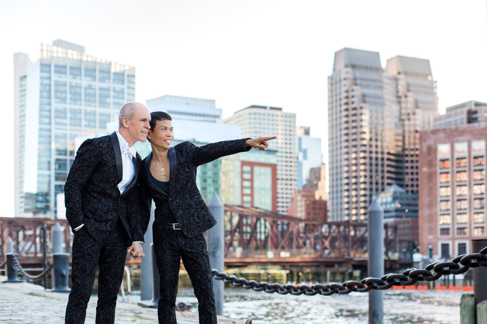 Boston-Seaport-John-Joseph-Moakley-Court-House-Gay-Engagement-Photos
