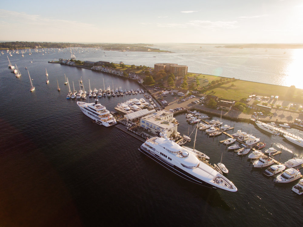 newport-wedding-regatta-reception-aerial-drone-photography