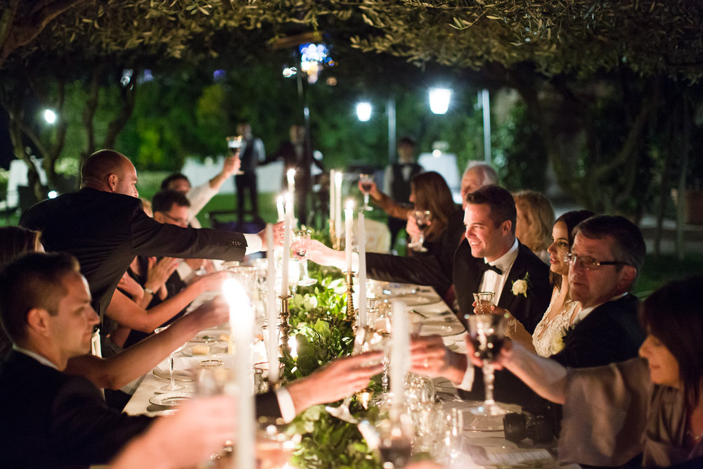 ravello-wedding-belmond-hotel-caruso-candle-light-reception-dinner