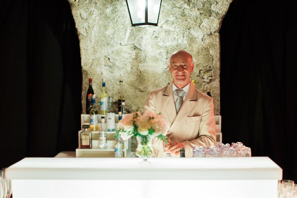 ravello-wedding-belmond-hotel-caruso-candle-light-reception-dinner