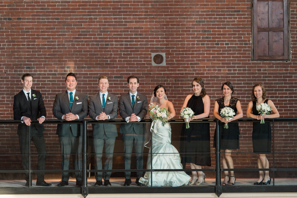 Liberty Hotel Wedding Photography