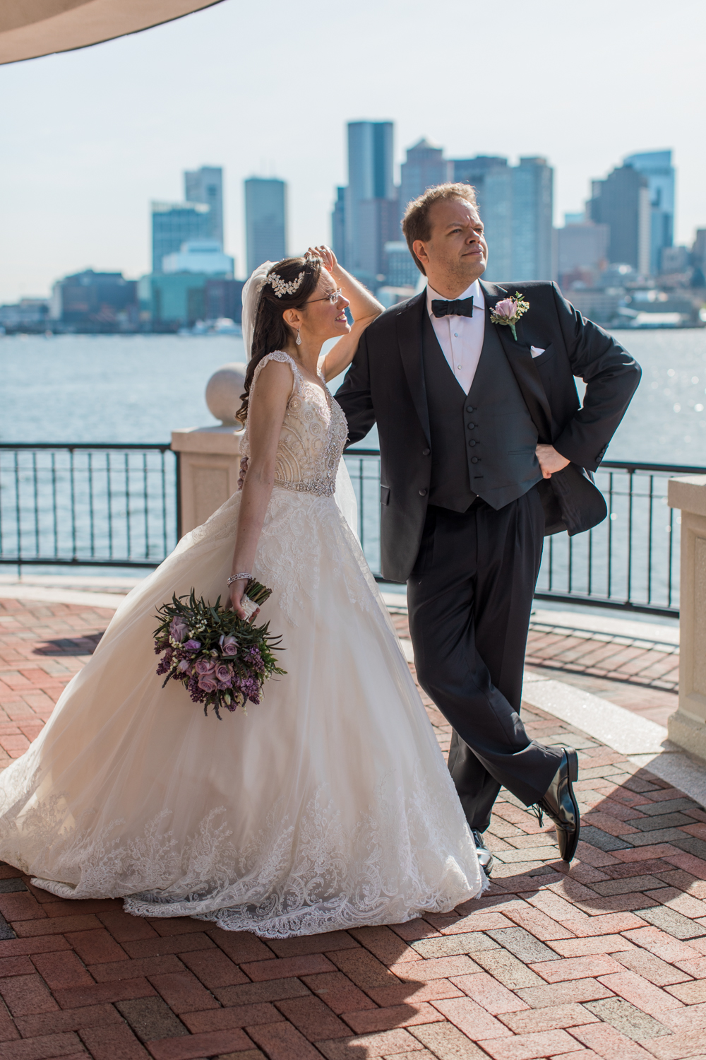 piers park wedding photography