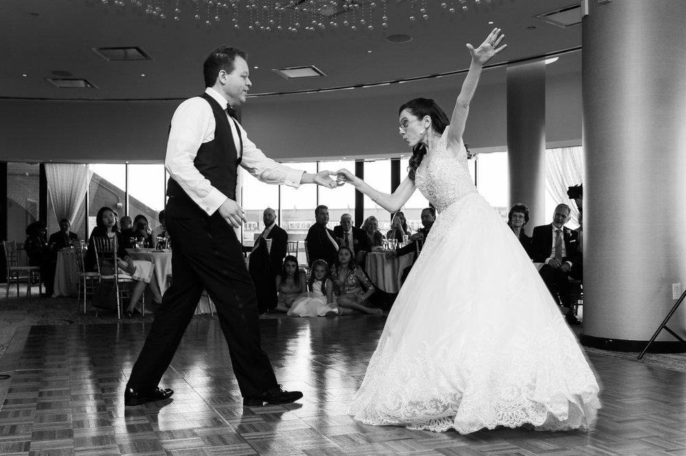 boston marriott long wharf wedding first dance