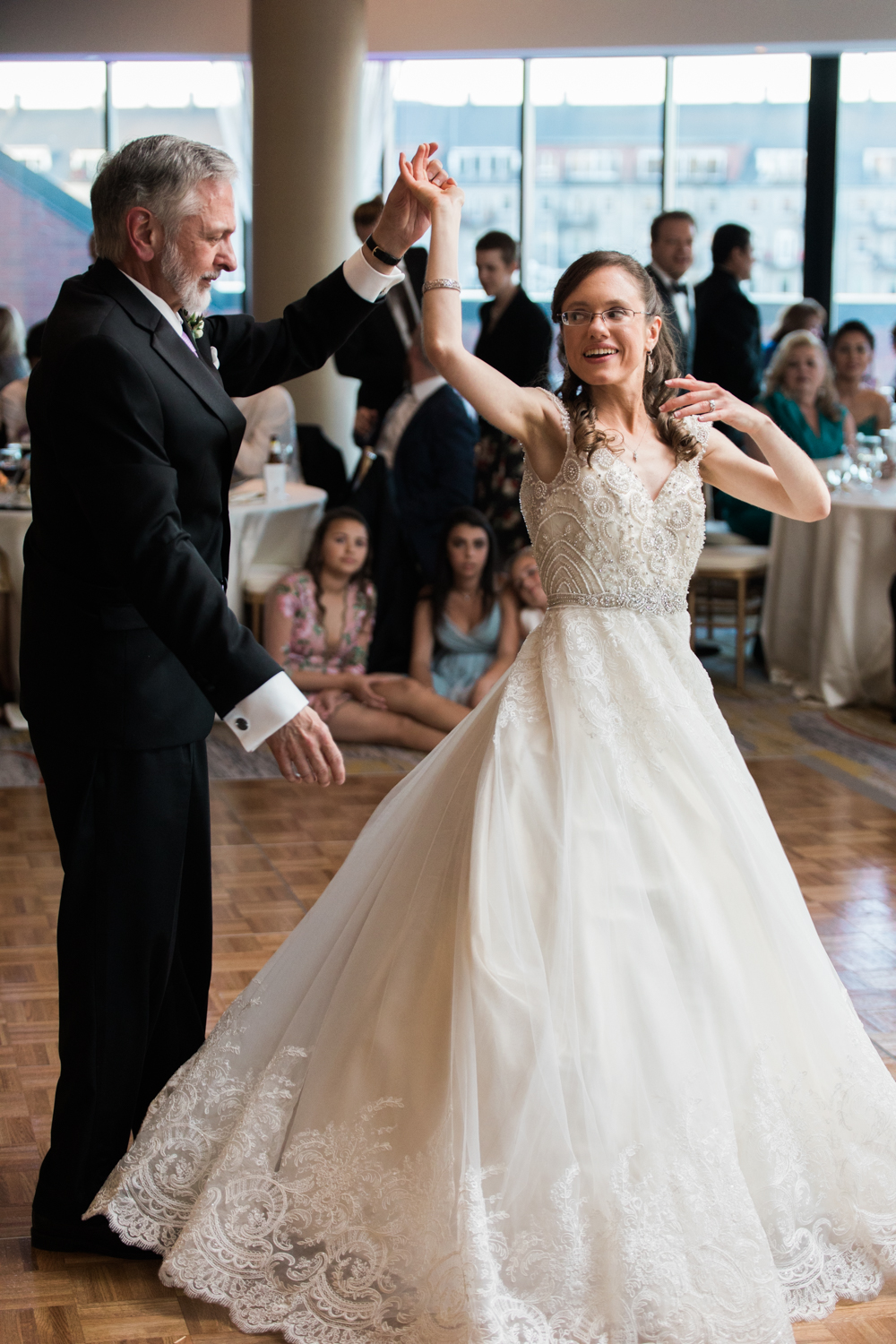 boston marriott long wharf wedding parent dance