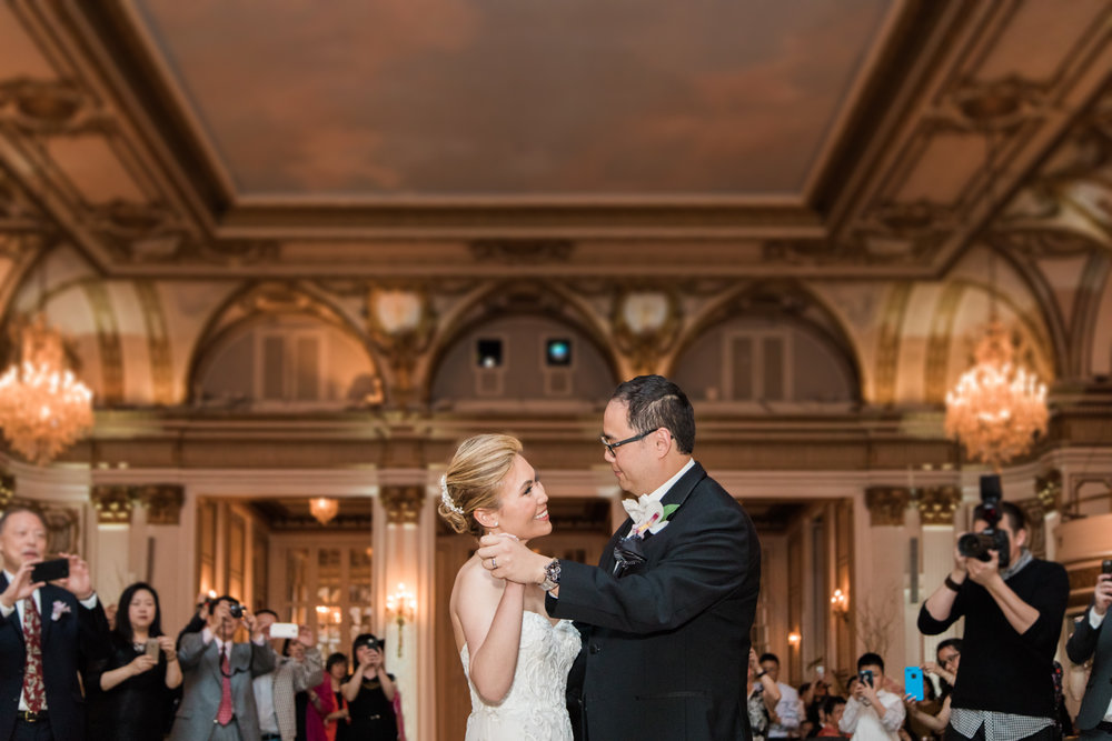 fairmont copley boston wedding photography