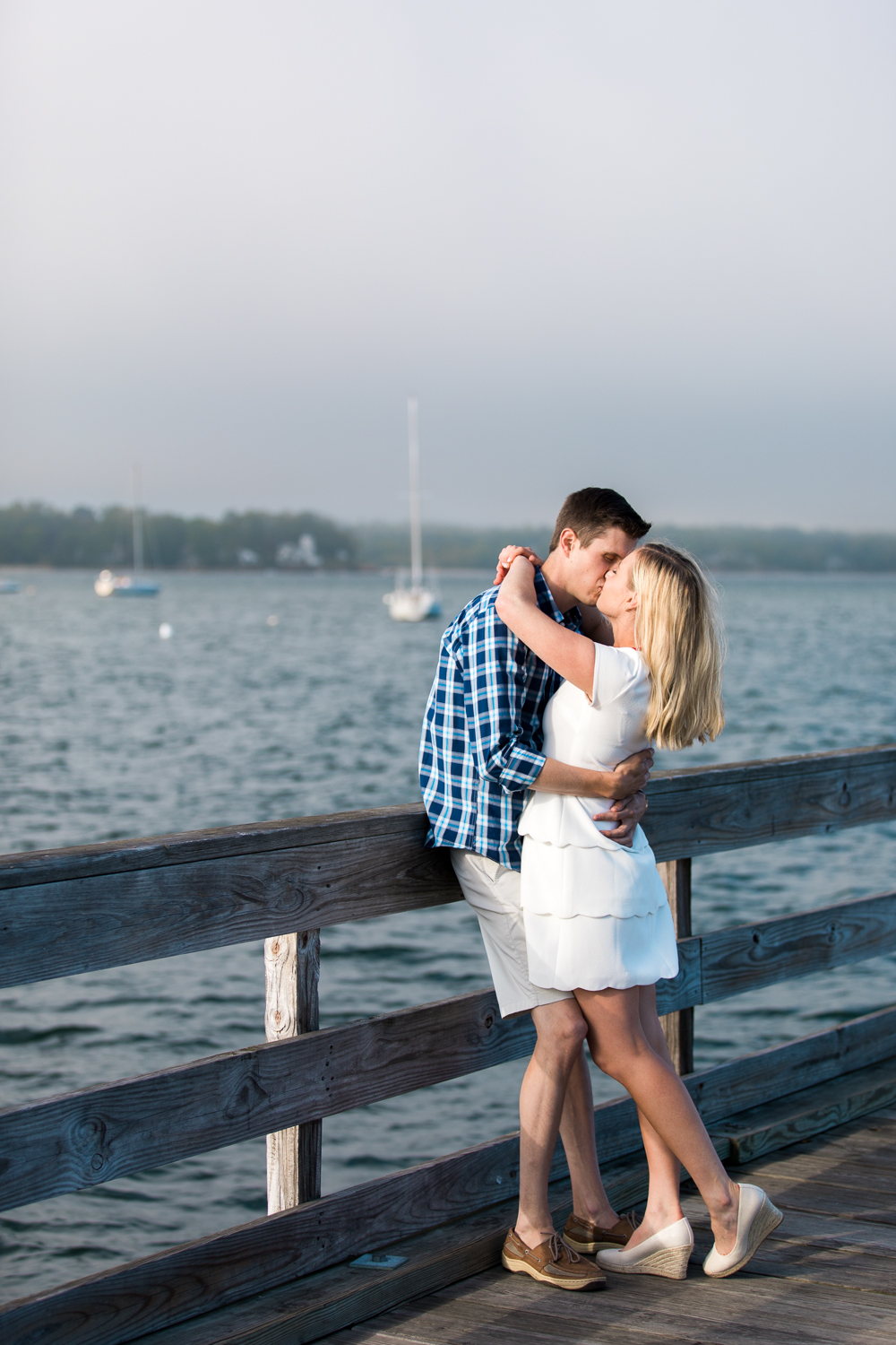 salem engagement session