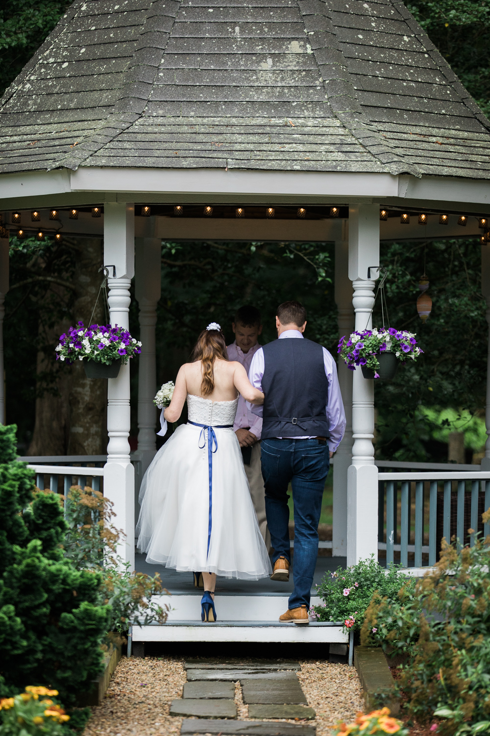 captains manor inn cape cod elopement