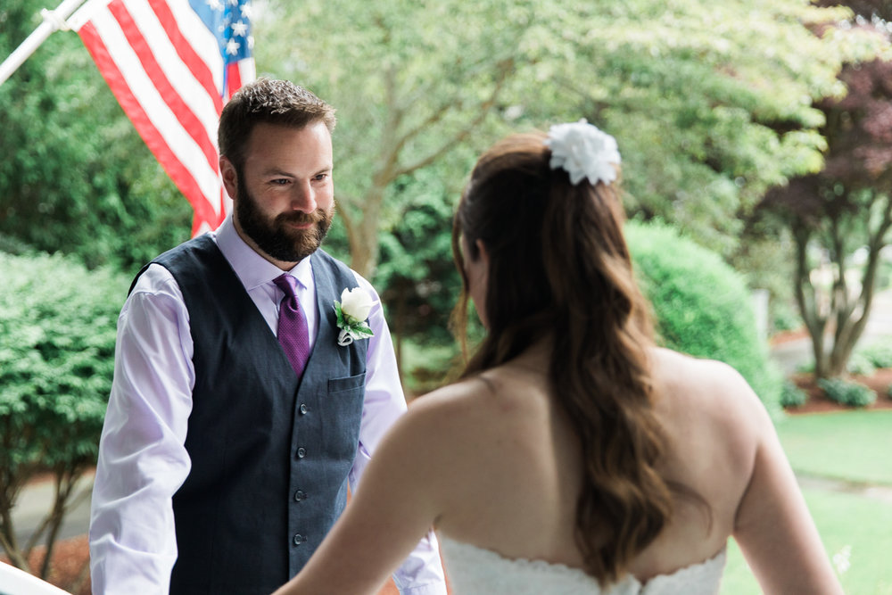 captain's manor inn elopement