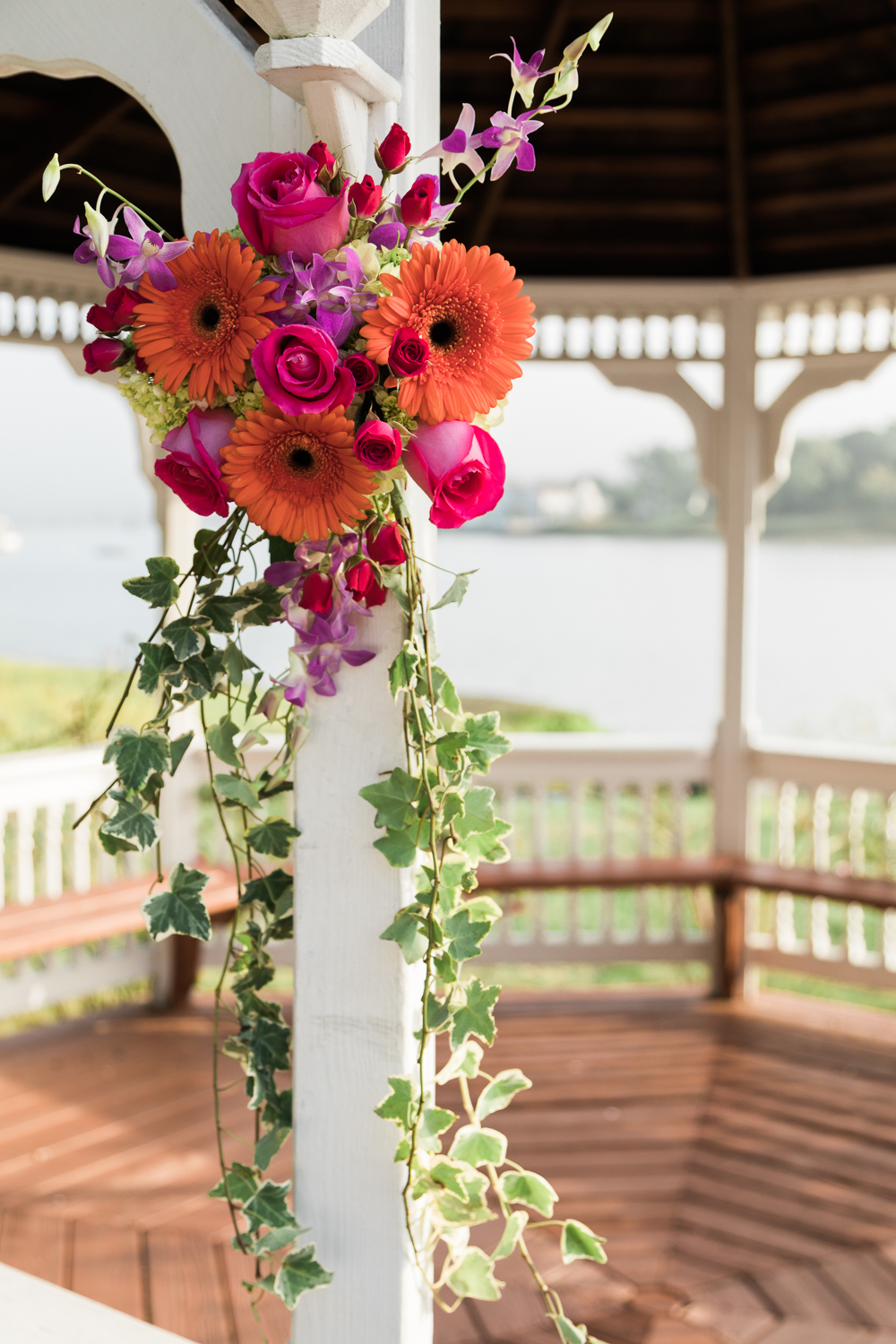 danversport yacht club wedding photos