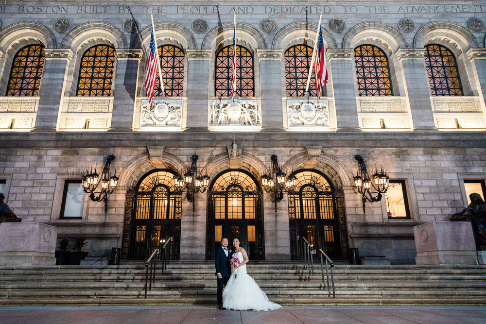 Westin Copley Boston Wedding Photos