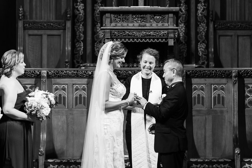 fourth presbyterian church chicago wedding photos