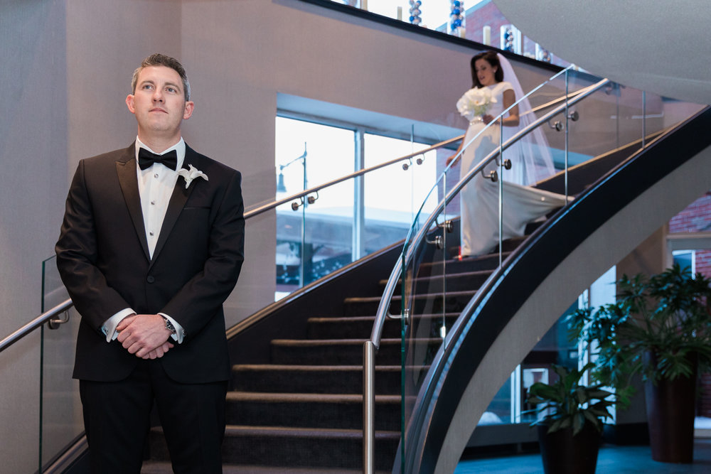Royal Sonesta Boston Wedding Photography