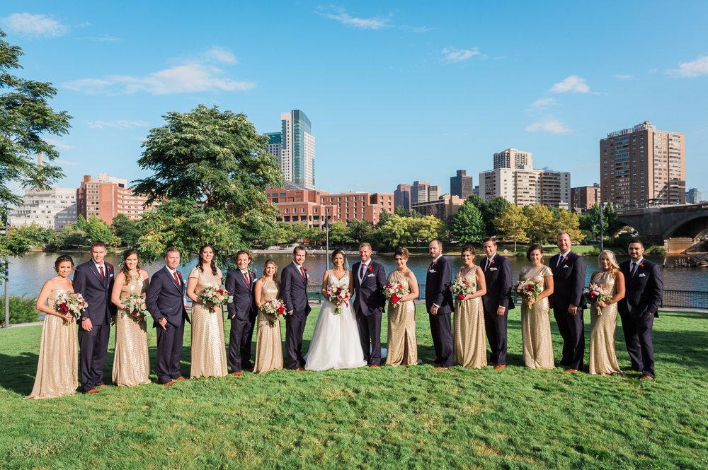 Hyatt Cambridge Wedding Boston Photographer