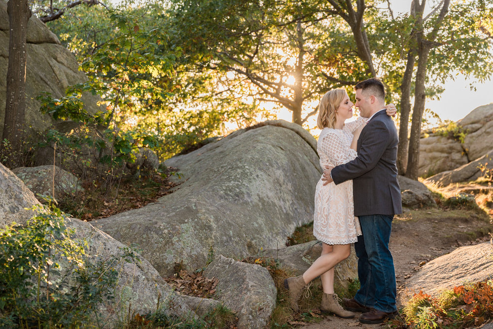 Gloucester Engagement Session