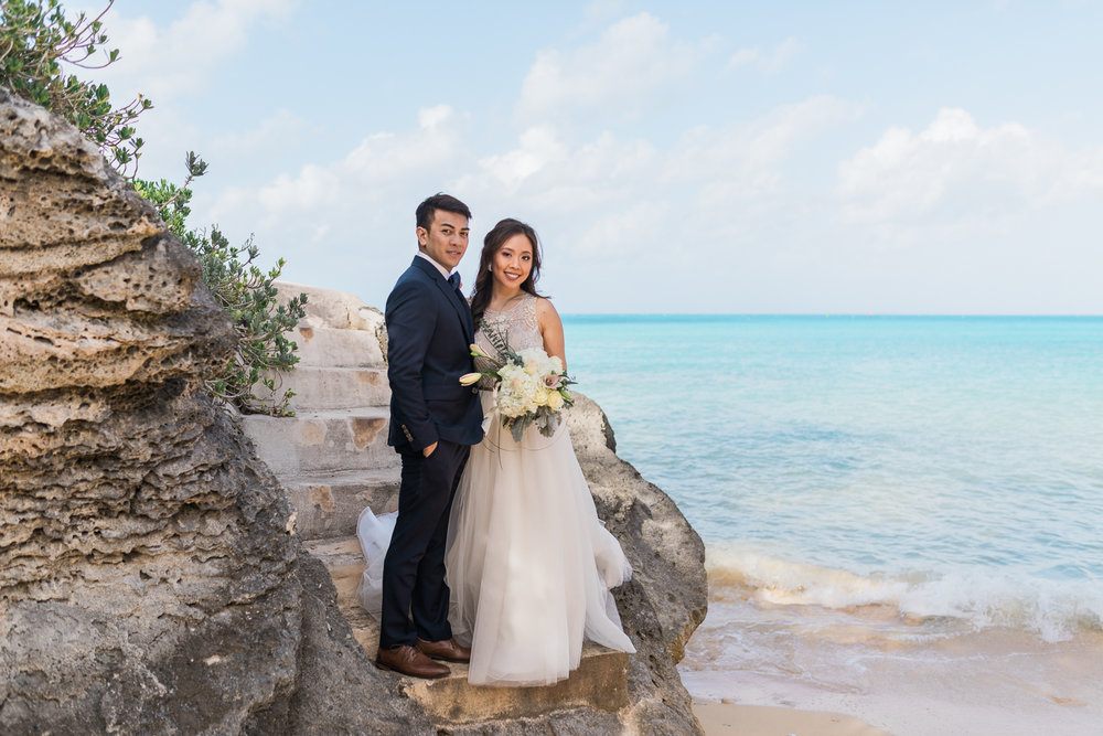 Bermuda Beach Wedding Photographer