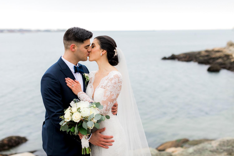 Ariel + Alex | Beauport Gloucester Wedding — Lovely Valentine