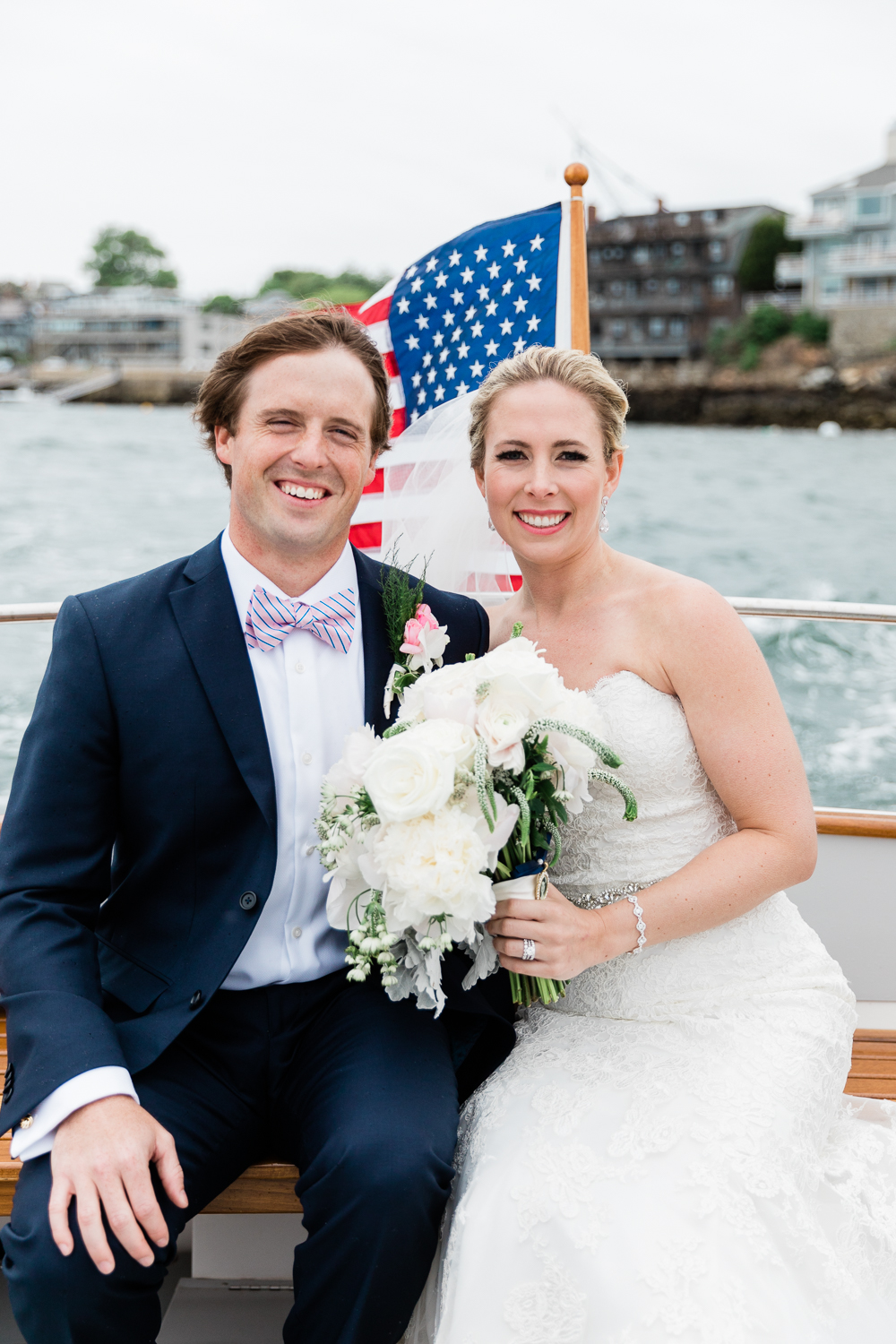 Corinthian Yacht Club Wedding