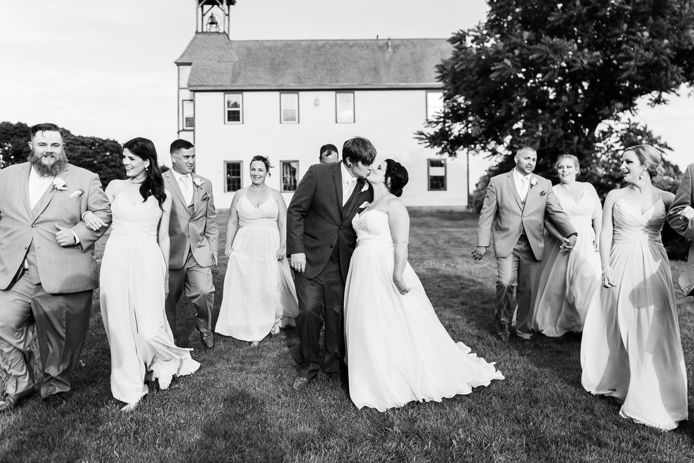 Smith Barn Wedding