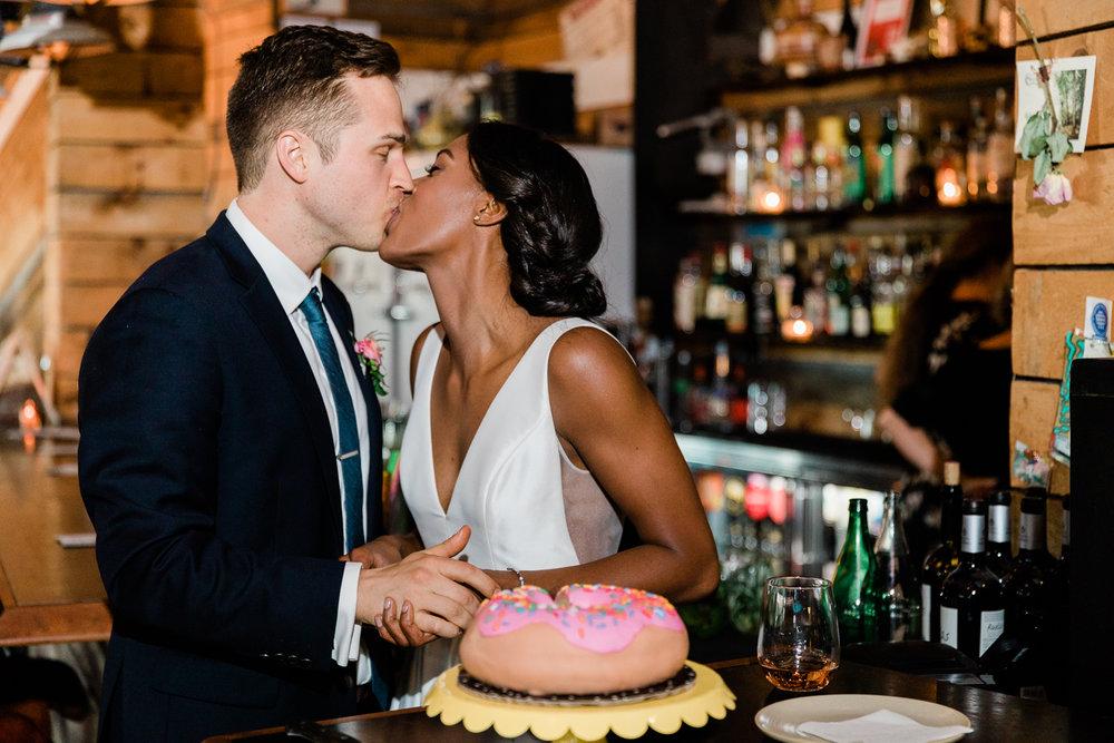 La Brasa Somerville Wedding Photos