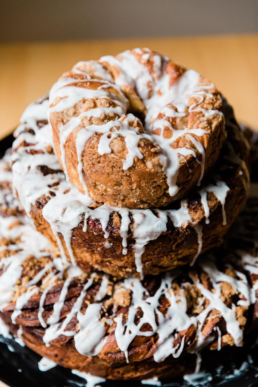 Delicious Jewish Cake