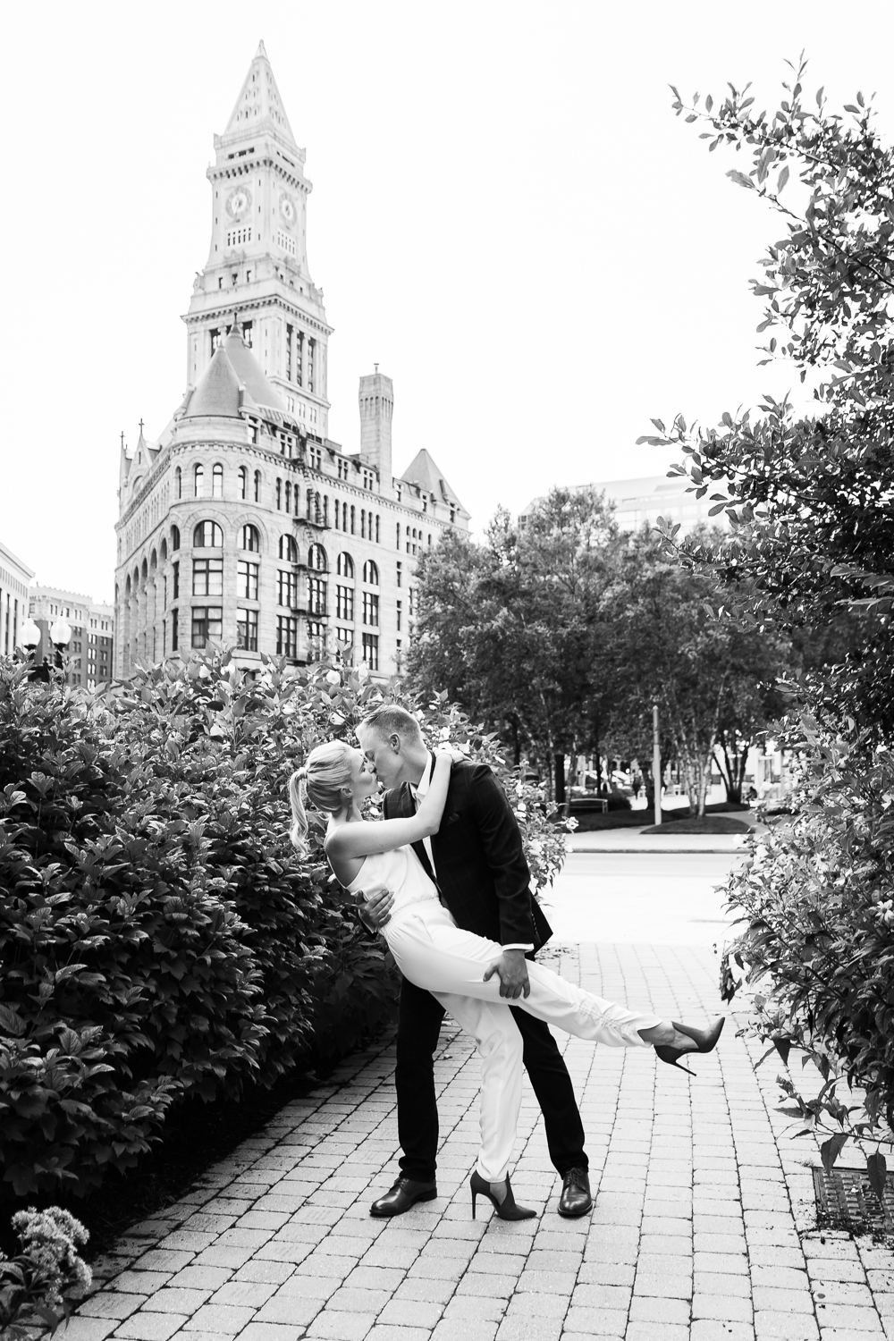 Boston Engagement Session