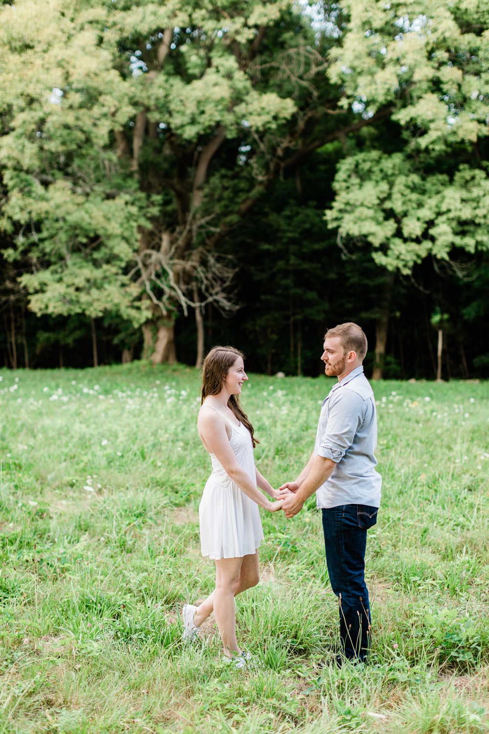 World's End Engagement Session
