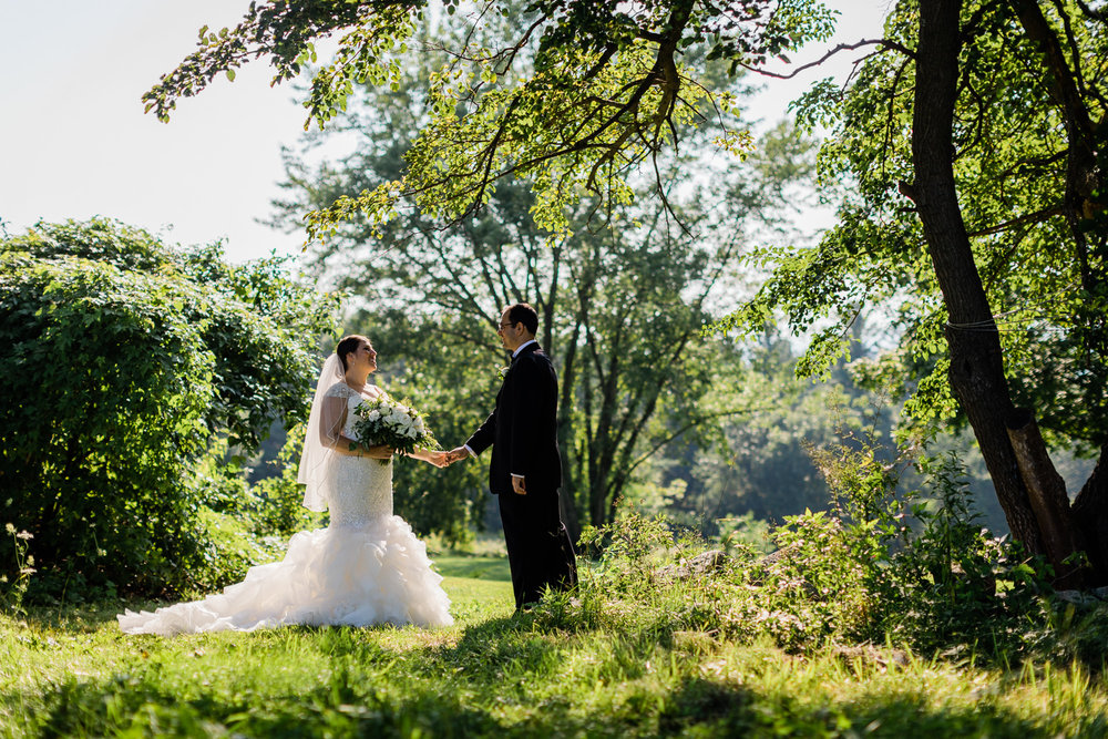 Fruitlands Museum Wedding Photos