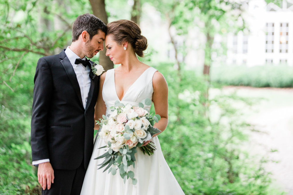 Summer Tupper Manor Wedding