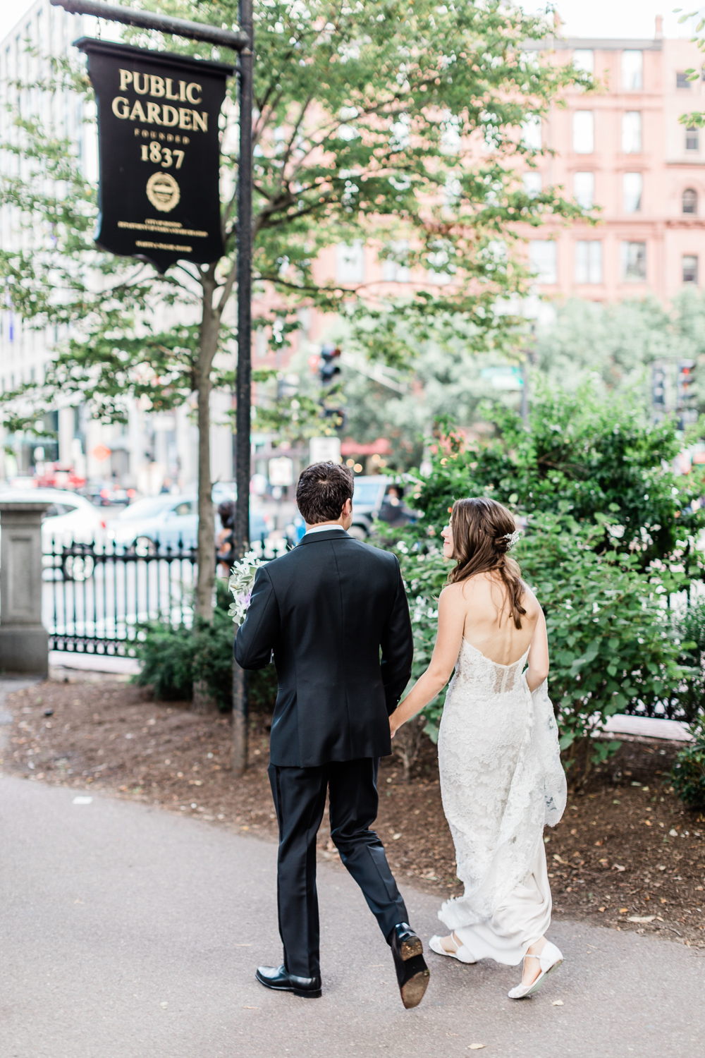 Four Seasons Boston Wedding