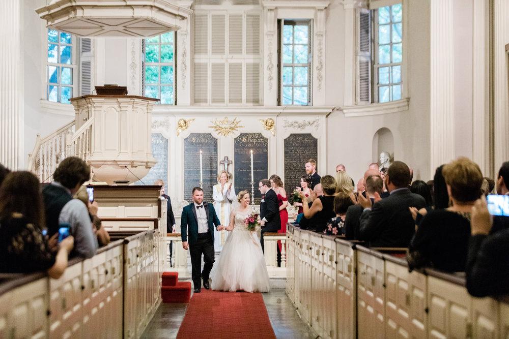 Omni Parker House Wedding