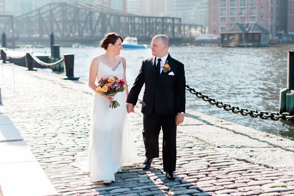 Mistral Boston Wedding